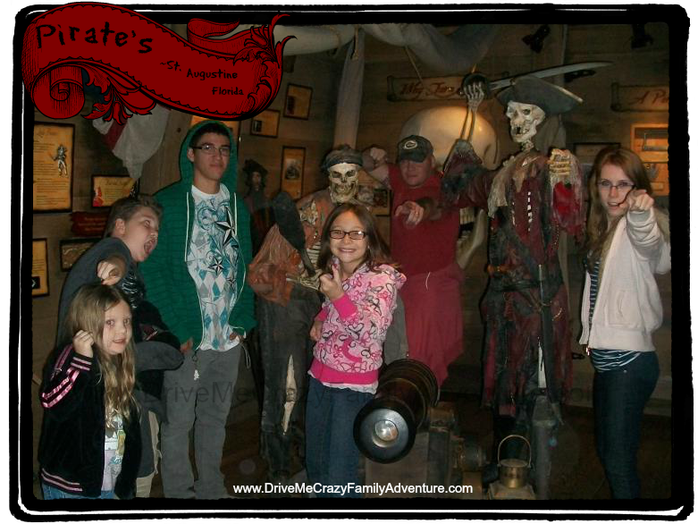 Ripley's Believe it or Not Pirates