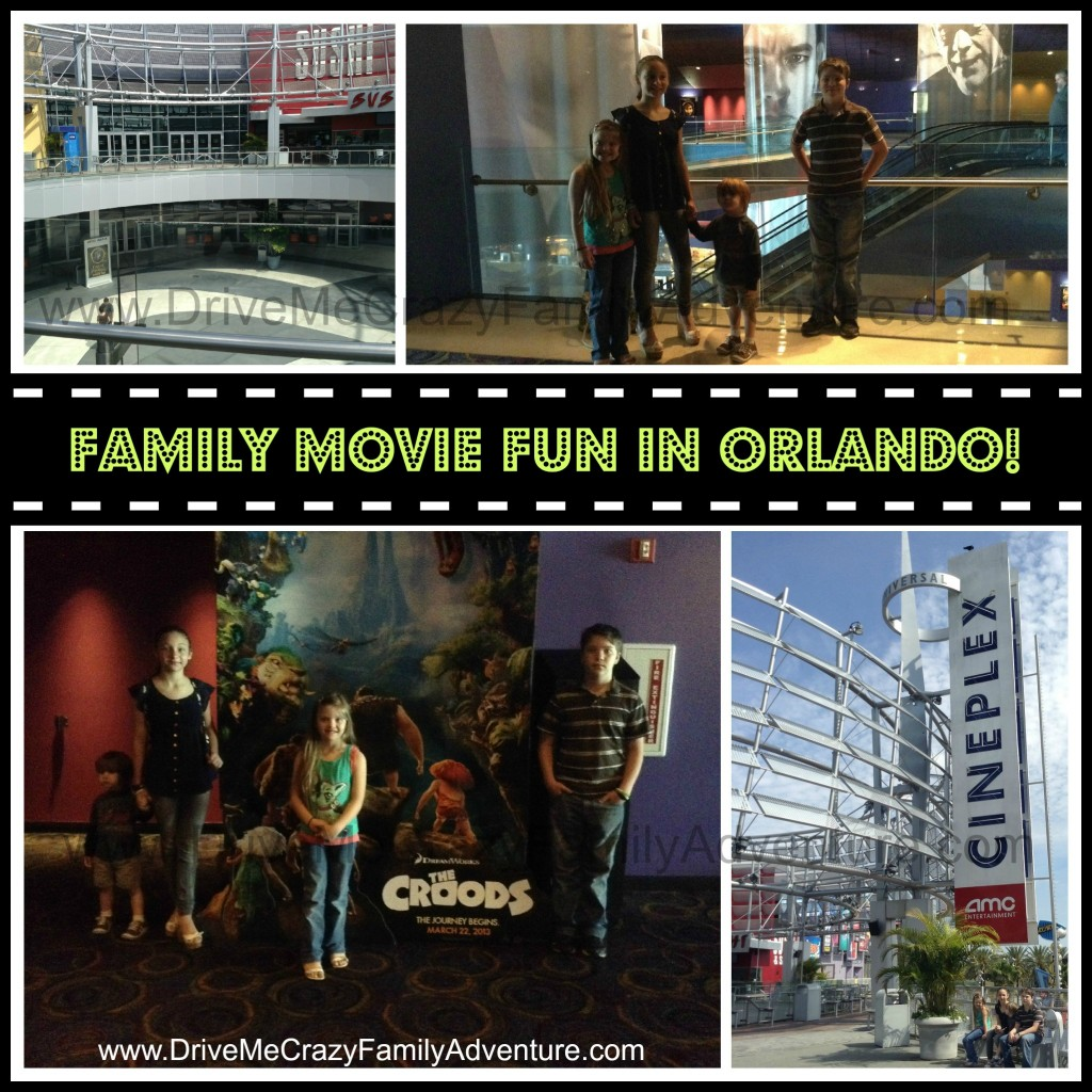 Movie Theater- Orlando