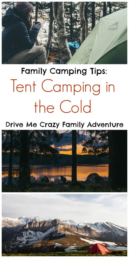 Family Camping Tips for Tent Camping in Cold Weather