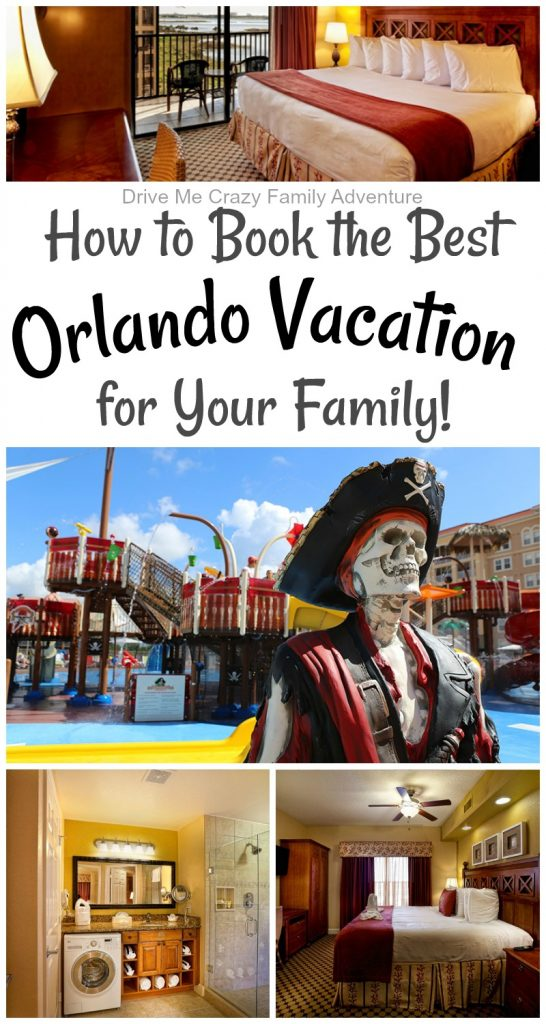 How to Book the Best Orlando Vacation for Your Family AND PETS!